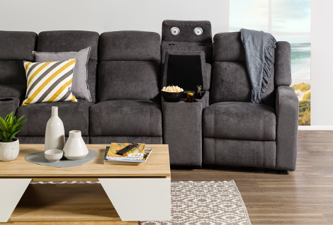 HOME THEATRE LOUNGES
